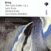 Grieg: Peer Gynt Suite 1 & 2, etc / Helsinki, et al