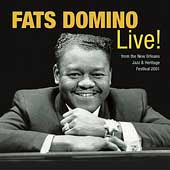 Fats Domino: The Legends of New Orleans: Fats Domino Live!