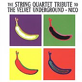 Various Artists: The String Quartet Tribute to the Velvet Underground + Nico
