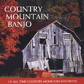 Pine Tree String Band: Country Mountain Banjo