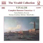 Vivaldi Collection - Complete Bassoon Concertos Vol 1