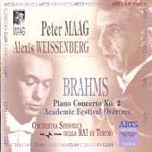 Arts Archives - Brahms: Piano Concerto no 2, etc / Maag