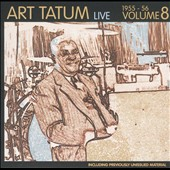 Art Tatum: Live, Vol. 8: 1955-56