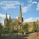 In Jewry is God Known - The Psalms of David, Vol 4