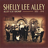 Shelly Lee Alley: Alley Cat Stomp 1937-1941