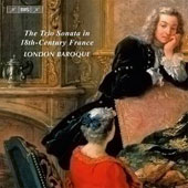 The Trio Sonata In 18th Century France - Couperin; Leclair; Boismortier; Guignon / London Baroque