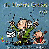 Praga Festival Orchestra: Mozart Genius, Vol. 2: Enhances Your Child's Intelligence *