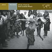 Various Artists: Explorer Series: West Africa - Drum, Chant and Instrumental Music