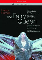 Purcell: The Fairy Queen / Christie, Sampson, Crowe [2 DVD]