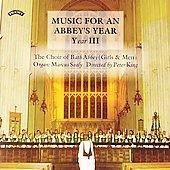 Music for an Abbey's Year III - Wood, Ley, Purcell, et al