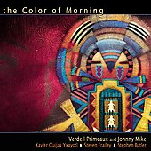 Yxayoti/Verdell Primeaux: The Color of Morning