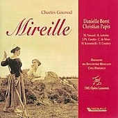 Gounod: Mireille / Diederich, Borst, Papis, Vanaud, et al
