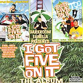 DarkRoom Familia: I Got Five on It: The Album [PA]