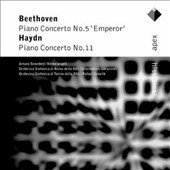 Beethoven: Piano Concerto No. 5 'Emperor'; Haydn: Piano Concerto No. 11