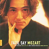 Fazil Say Plays Mozart
