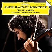 Haydn: Cellokonzerte / Maisky, Chamber Orchestra of Europe