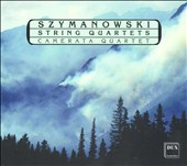 Karol Szymanowski: String Quartets