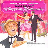 Disney: The Happiest Millionaire [Original Cast Soundtrack Album]