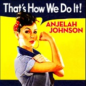 Anjelah Johnson: That's How We Do It [CD/DVD] *