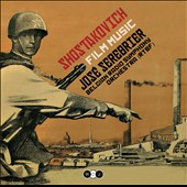 Shostakovich Film Music: Gadfly, Hamlet, King Lear, Pirogov et al.