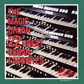 Magic Organ: The 22 Great Organ Favorites