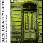 Mose Allison: Back Country Suite/Local Color