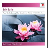 Satie: Piano Works / Philippe Entremont, piano