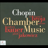 Chopin: Chamber Music