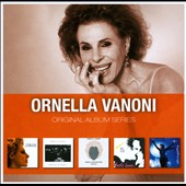 Ornella Vanoni: Original Album Series [Box Set] [Box]