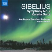 SIbelius: Symphony No. 2; Karelia Suite