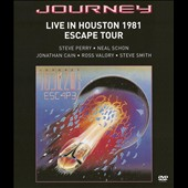 Journey (Rock): Live in Houston 1981: The Escape Tour [DVD]