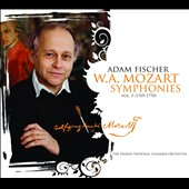 Mozart: Symphonies, Vol. 3 / K.73; 81; 97; 95; Nos. 10 & 11 / Fischer