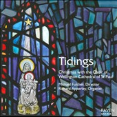 Tidings / Choir Of Wellington Cathedral / Howells, Coker, Hill