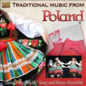 Ziemia Myslenicka Song and Dance Ensemble/Ludwik Wisniowski: Traditional Music From Poland