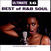 Various Artists: Ultimate 16: Best of R&B