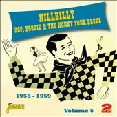 Various Artists: Hillbilly Bop Boogie & The Honky Tonk Blues, Vol. 5