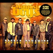 Mannish Boys: Double Dynamite [Digipak] *