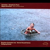 Miguel Kertsman: Amazônia - Symphonic Poem; Early orchestral works / Wolfgang Schulz