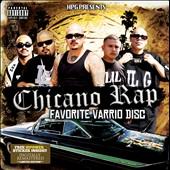 Various Artists: HPG Presents Chicano Rap Favorite [PA]
