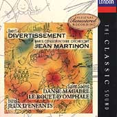 The Classic Sound - Ibert: Divertissement; et al / Martinon