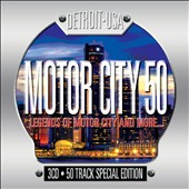 Various Artists: Motor City 50: Legends of Motor City and More... [Box]