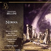 Bellini: Norma / Patan&eacute;, Caball&egrave;, Vickers, Veasey, et al