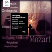 Mozart: Requiem (Levin Edition); Adagio & Fugue / Rose, Wyn-Rogers, Robinson. Scottish Chamber Orchestra, Mackerras