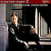 The Songs of Robert Schumann Vol 2 / Keenlyside, Johnson