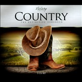 Various Artists: Country: Luxury Trilogy [Digipak]