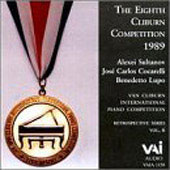 Van Cliburn Competition Retrospective Series Vol 6