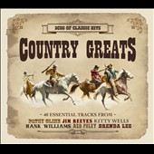 Various Artists: Country Greats