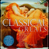 Classical Greats [Metro Tins]