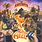The Answer (Northern Ireland): Raise a Little Hell [Deluxe Edition]