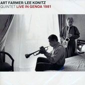 Lee Konitz/Art Farmer: Live in Genoa 1981